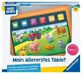 Ravensburger 04164 - ministeps® Mein allererstes Tablet, Kindertablet