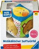 Ravensburger 04162 - ministeps® Musikalischer Softwürfel, Motorikspielzeug