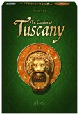 Ravensburger 26916 - The Castles of Tuscany, Brettspiel