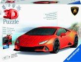 Ravensburger 11238 - Lamborghini, 3D Puzzle, 108 Teile