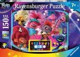 Ravensburger 12913 - Trolls, Zusammen sind wir stark, XXL-Puzzle, 150 Teile