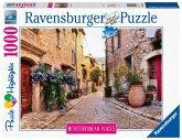 Ravensburger 14975 - Mediterranean Places, France, Puzzle Highlights, 1000 Teile