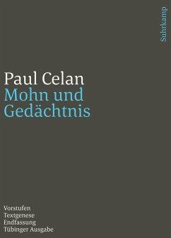 Werke. Tübinger Ausgabe - Celan, Paul