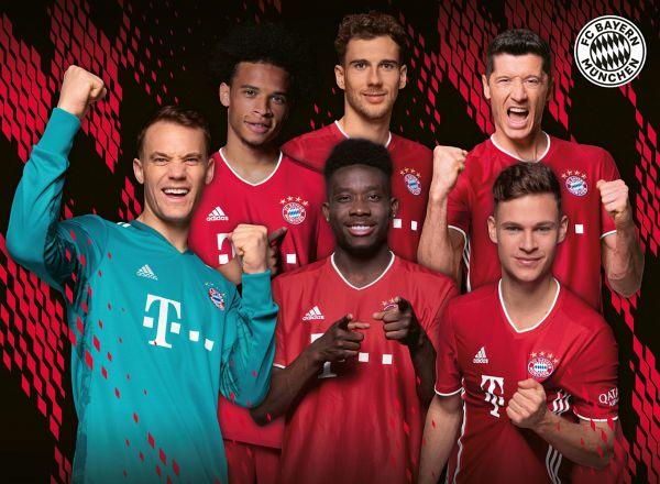 Fc Bayern Bilder 2021