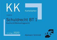 Karteikarten Schuldrecht BT 1 - Langkamp (geb. Wirtz), Tobias