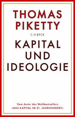 Kapital und Ideologie (eBook, ePUB) - Piketty, Thomas