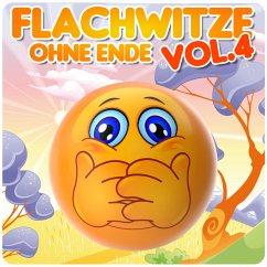 Flachwitze ohne Ende, Vol. 4 (MP3-Download) - Der Spassdigga,