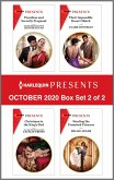 Harlequin Presents - October 2020 - Box Set 2 of 2 (eBook, ePUB)