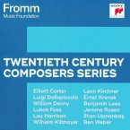 Fromm Music Foundation 20th Cent.Composer Series