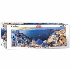 Santorini Griechenland (Puzzle)