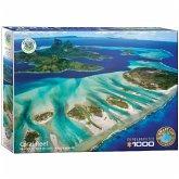 Rette den Planeten - Korallenriff (Puzzle)