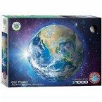 Rette den Planeten - Die Erde (Puzzle)