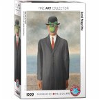 Eurographics 6000-5478 - Magritte, The Son of Man, Puzzle, 1000 Teile