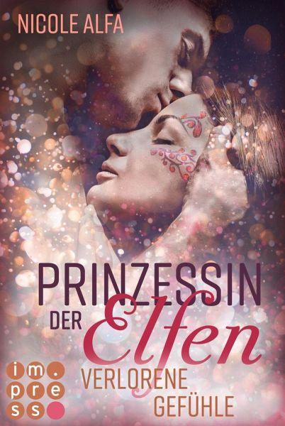 Buch-Reihe Prinzessin der Elfen