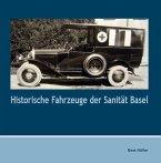 Historische Fahrzeuge der Sanität Basel