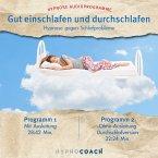 Gut einschlafen und durchschlafen - Hypnose Audioprogramm (MP3-Download)