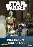 Star Wars, Das Erwachen der Macht - Weltraum-Malspaß (Mängelexemplar)