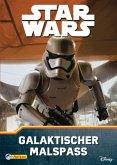 Star Wars, Das Erwachen der Macht - Galaktischer Malspaß (Mängelexemplar)