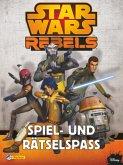 Star Wars Rebels - Spiel- und Rätselspaß (Mängelexemplar)
