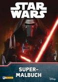 Star Wars, Das Erwachen der Macht - Super-Malbuch (Mängelexemplar)