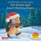Der kleine Igel feiert Weihnachten (Mängelexemplar)