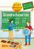 Basiswissen Grundschule: Grundrechenarten / Pixi Wissen Bd.97 (Mängelexemplar)