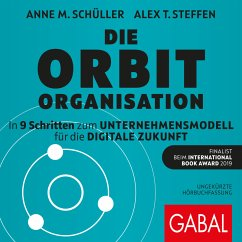 Die Orbit-Organisation (MP3-Download) - Schüller, Anne M.; Steffen, Alex T.