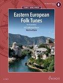 Eastern European Folk Tunes, for Accordion