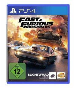 Fast & Furious Crossroads (PlayStation 4)