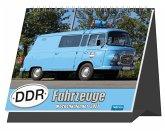 DDR-Fahrzeuge 2021 Aufstellkalender
