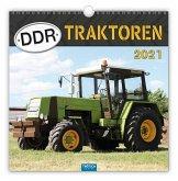 """Technikkalender """"DDR-Traktoren"""" 2021"""