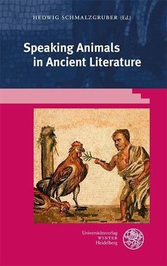 Speaking Animals in Ancient Literature