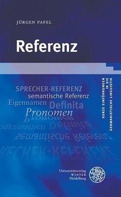 Referenz - Pafel, Jürgen