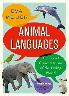 Animal Languages - Meijer, Eva