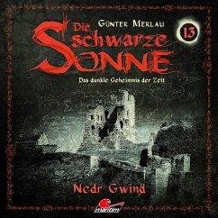 Die schwarze Sonne, Folge 13: Nedr Gwind (MP3-Download) - Merlau, Günter