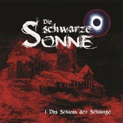 Die schwarze Sonne, Folge 1: Das Schloss der Schlange (MP3-Download) - Merlau, Günter