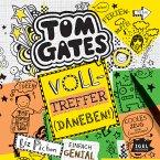 Volltreffer (Daneben!) / Tom Gates Bd.10 (MP3-Download)