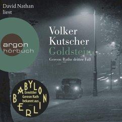 Goldstein / Kommissar Gereon Rath Bd.3 (MP3-Download) - Kutscher, Volker