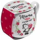 """Tasse """"Mama, Du bist wundervoll"""""""