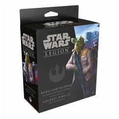 Star Wars Legion, Rebellentruppen Einheit (Spiel-Zubehör)