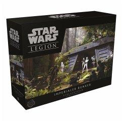 Star Wars Legion - Imperialer Bunker (Spiel-Zubehör)