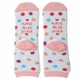 """Zaubersocken """"Mamas Relax Socken"""", Größe passend für 36-40"""