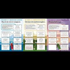 Richtig schreiben in Klasse 7 und 8, 3 Plakate - Gora, Stephan; Fischer, Lisa