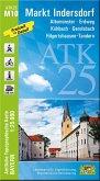 ATK25-M10 Markt Indersdorf (Amtliche Topographische Karte 1:25000)
