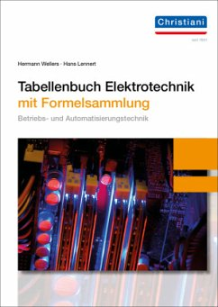 Tabellenbuch Elektrotechnik - Lennert, Hans; Wellers, Hermann