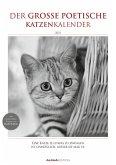 Der große poetische Katzenkalender 2021
