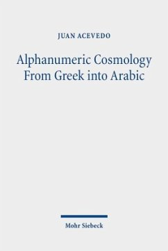 Alphanumeric Cosmology From Greek into Arabic - Acevedo, Juan