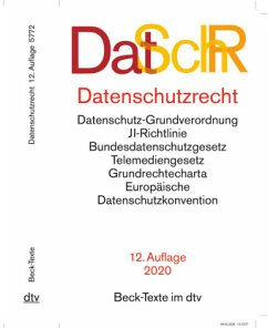 Datenschutzrecht - Helfrich, Marcus