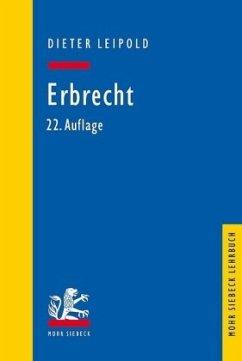 Erbrecht - Leipold, Dieter