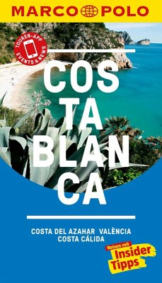 MARCO POLO Reiseführer Costa Blanca, Costa del Azahar, Valencia Costa Cálida (eBook, PDF) - Drouve, Andreas